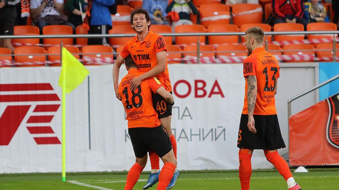 Урал взе минимален успех над Ростов