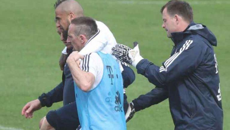 Байерн загуби голям боец за мачовете с Реал Мадрид?