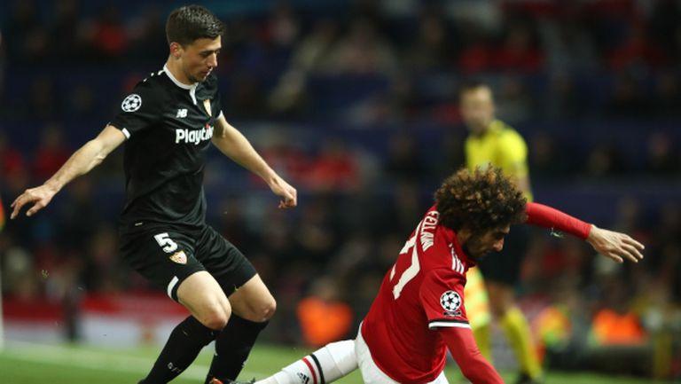 Футболист на Севиля в плановете на Барса - Монтела счита, че ще е добър трансфер