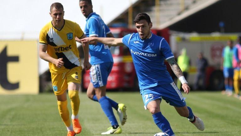 """Защитник на """"сините"""": Искам да помогна на Левски да изпълни целите си"""