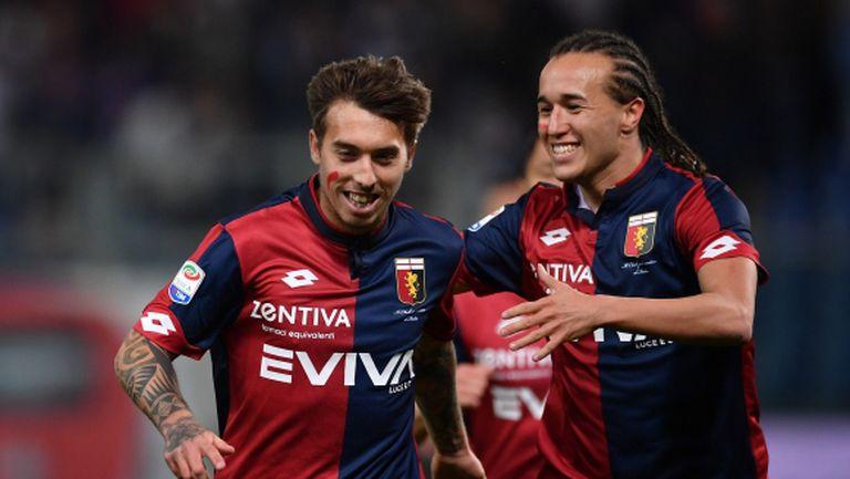 Дженоа засили Верона към Серия Б