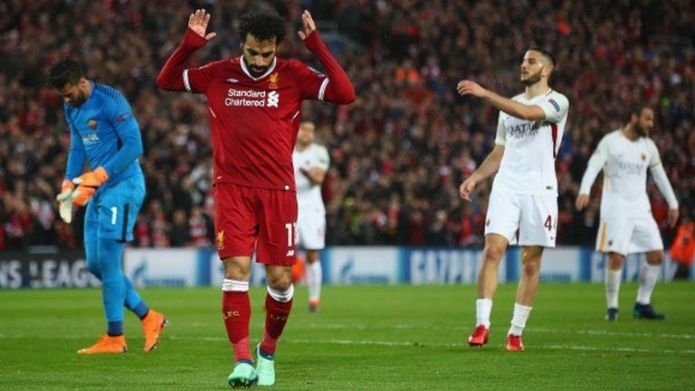 От УЕФА принудили Рома да продаде Салах