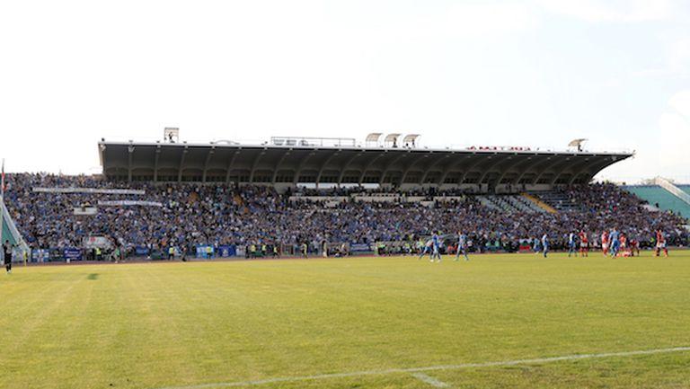 Официално: пуснаха 30 000 билета за Славия - Левски