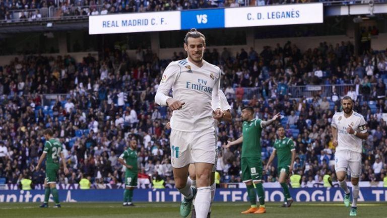 Резервите на Реал Мадрид записаха победа с мисълта за Байерн (видео+галерия)