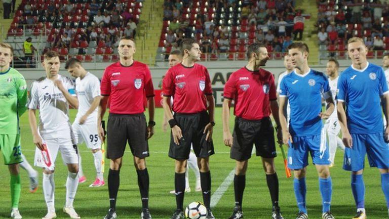 Пламен Илиев вече е 4-и в Румъния (видео)
