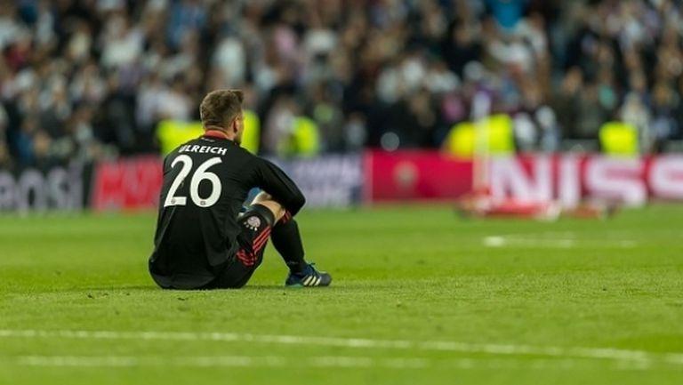 Свен Улрайх се извини за грешката си срещу Реал Мадрид