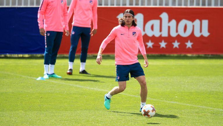 Важен играч подсилва Атлетико за реванша с Арсенал