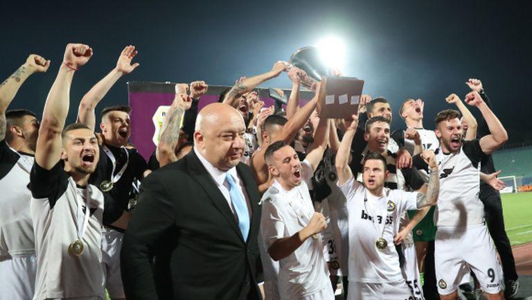 Кралев: Публиката беше великолепна