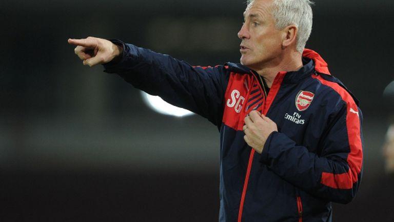 Арсенал отстрани двама треньори от академията за тормоз над футболисти