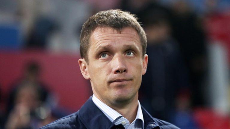 Треньорът на ЦСКА (М) потвърди раздялата с Миланов