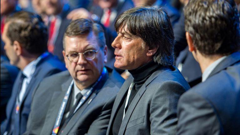 Льов избра да покорява върховете с Германия на още един Мондиал