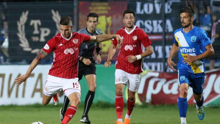 Симеон Мечев: Постигнахме целта си, излизаме със самочувствие срещу Левски