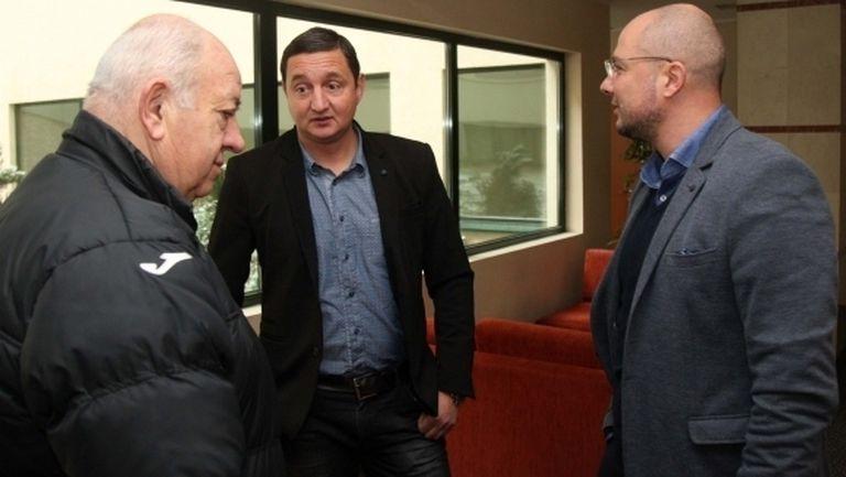 Ботев ще прави селекция с българи