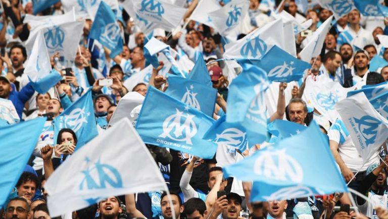 Лион с няколко оплаквания срещу феновете на ОМ за нанесени щети на стадиона