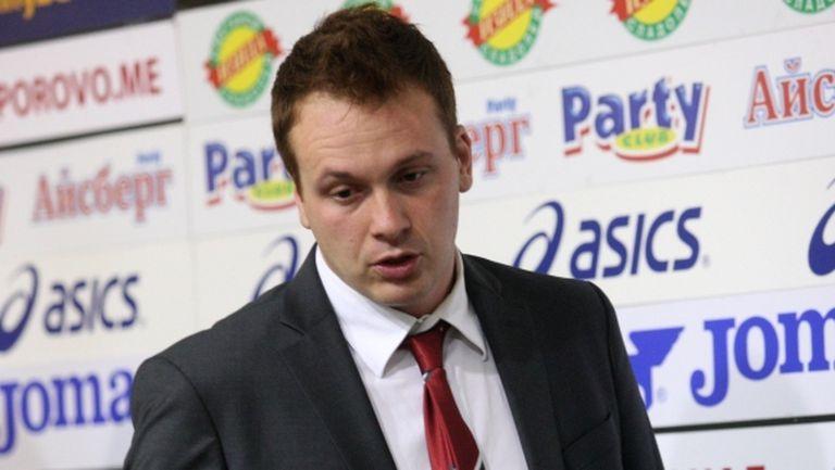 Добрин Гьонов: Догодина ще атакуваме първото място във Втора лига