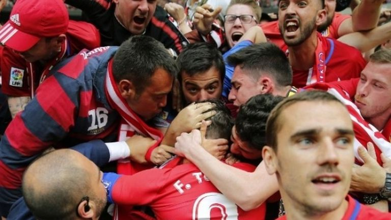 Торес се сбогува с Атлетико, напомняйки за най-доброто от себе си