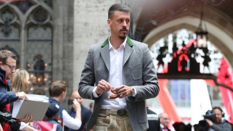 Футболният съюз се заема с недоволния Сандро Вагнер