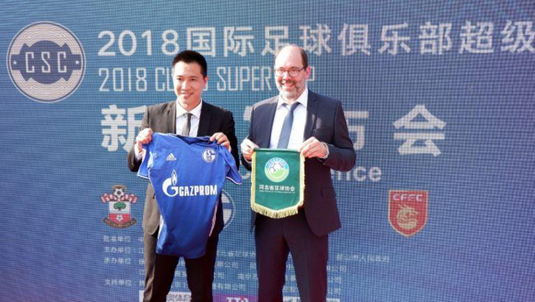 Участник в ШЛ ще пътува до Китай за два мача