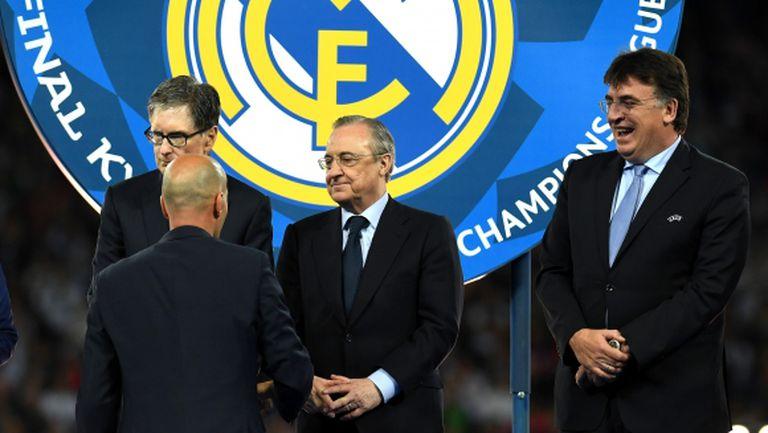 Барселона поздрави Реал Мадрид за трофея от ШЛ