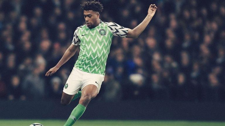 Нигерия превъртя играта с красив екип
