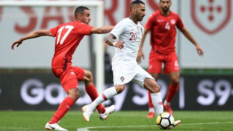 Тунис не се даде на Португалия (видео)