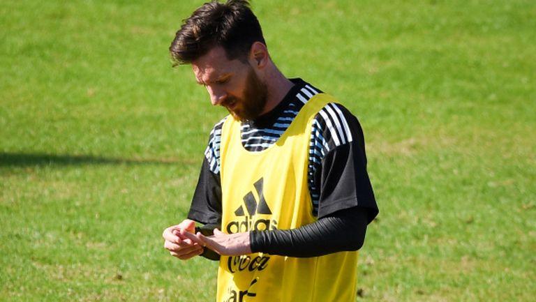 Меси отписа Аржентина за световното