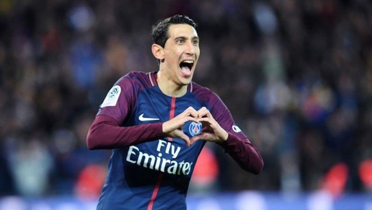 Арсенал иска една от звездите на ПСЖ