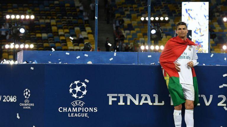 Тръгнаха нови слухове за напускане на Роналдо