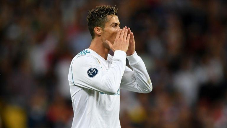 Испанските власти пак отрязаха Кристиано, искат му 28 млн. евро до 15 юни