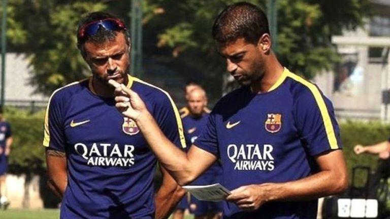 Опитват да пробутат уволнен от Барселона за треньор на Лудогорец