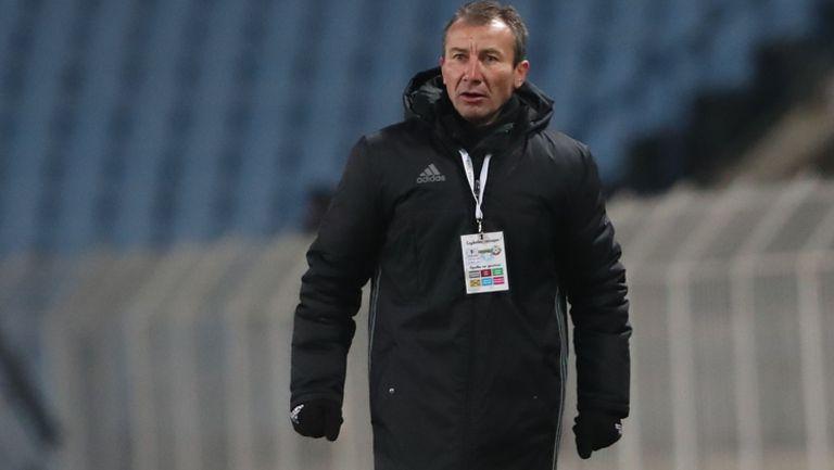 Стамен Белчев официално пое ЦСКА-София