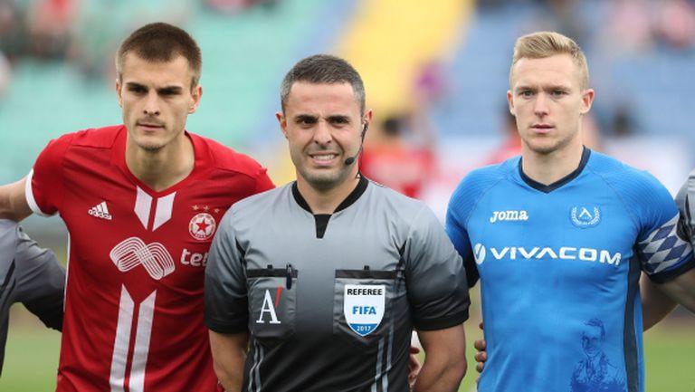 Никола Попов ще изведе ЦСКА-София и Локо Пд