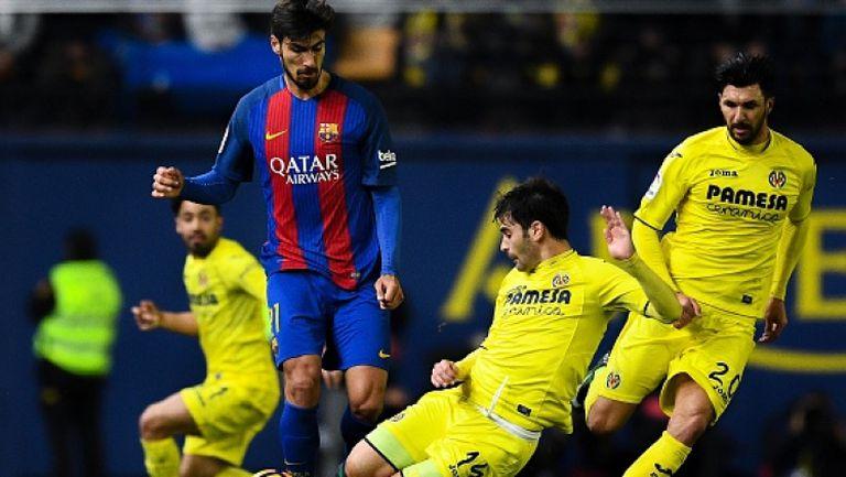 Виляреал - Барселона 1:1