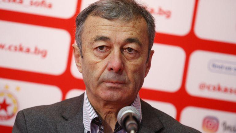 Марков: Даваме си сметка, че разликата с Лудогорец не е малка