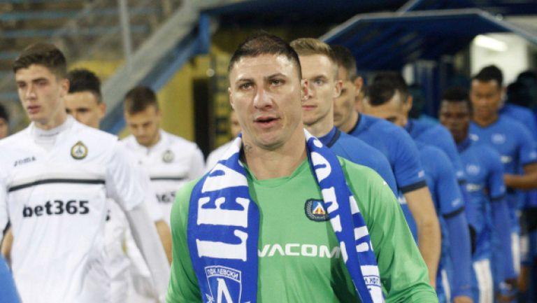 Йоргачевич: Лудогорец не ме интересува, няма по-добър от Левски