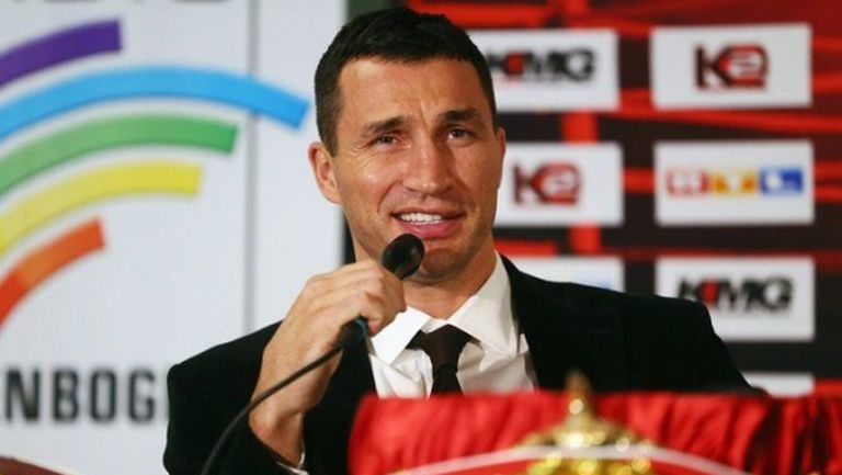 Лекар съветвал Кличко да се откаже преди години