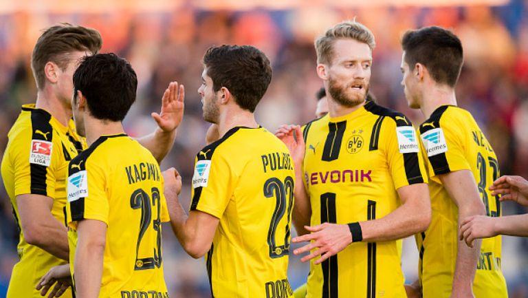 Стандард Лиеж - Борусия Дортмунд 0:3
