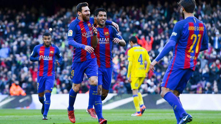 Барселона - Лас Палмас 5:0