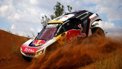 Петерханзел отново триумфира в рали Дакар