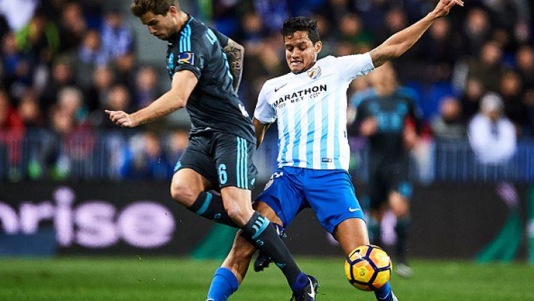 Малага - Реал Сосиедад 0:2