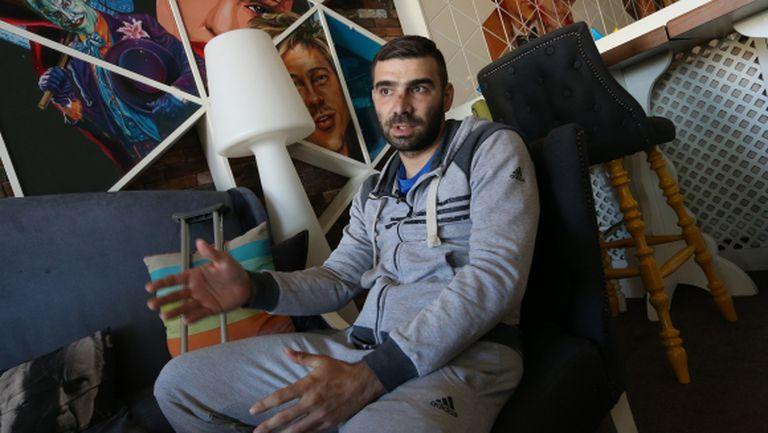 Владо Стоянов се лекува в Барселона