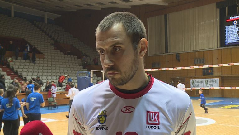Валентин Братоев: Навлизаме във форма след всеки мач