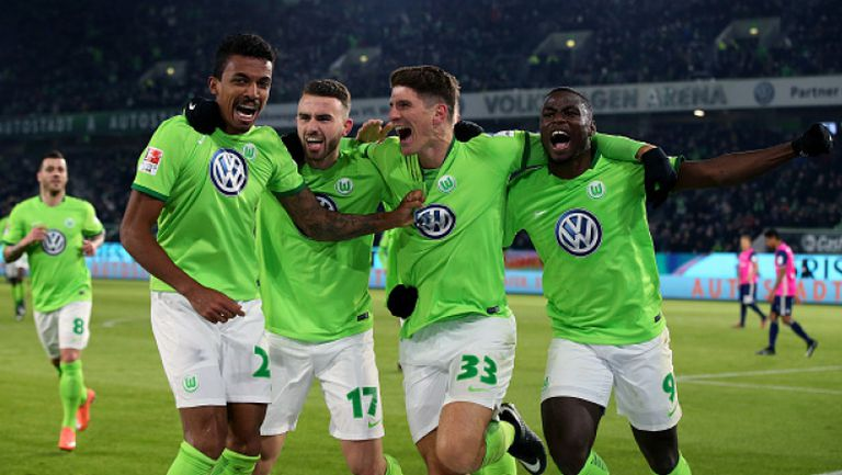 Волфсбург - Хамбургер ШФ 1:0