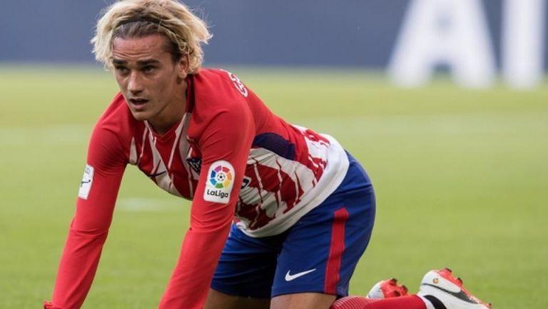 """""""Мундо Депортиво"""": Барселона иска Гризман, но не сега"""