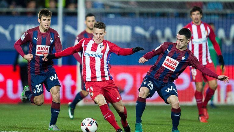Ейбар - Атлетико Мадрид 2:2
