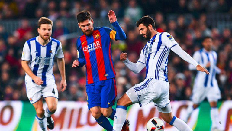Барселона - Реал Сосиедад 5:2