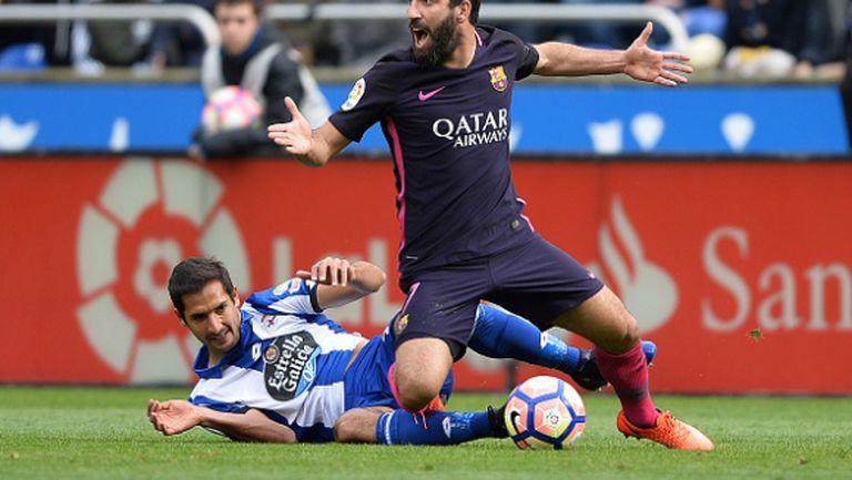 Арда Туран може да се завърне в Атлетико Мадрид