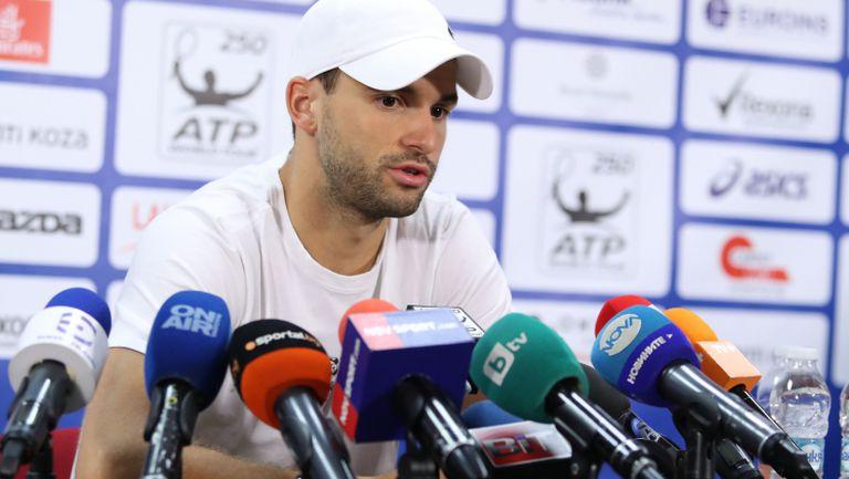 Григор: Да играя пред българска публика означава много за мен