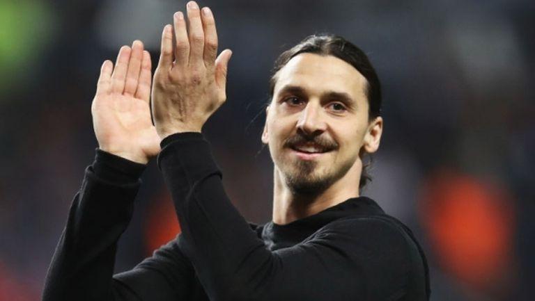 Райола към Милан: Връщам Ибра при вас за 1 милион заплата!