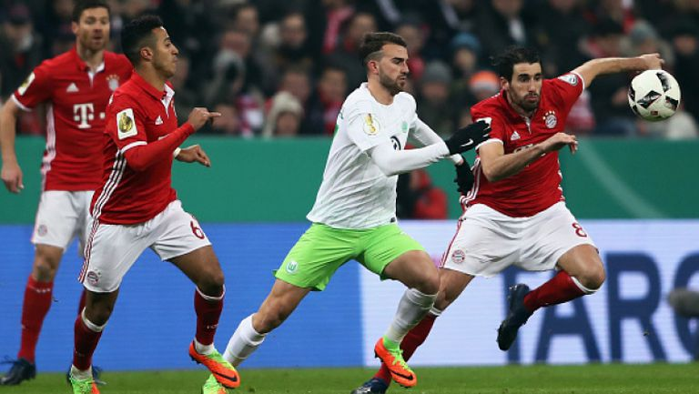 Байерн (Мюнхен) - Волфсбург 1:0
